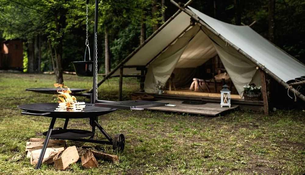 UK camping holidays