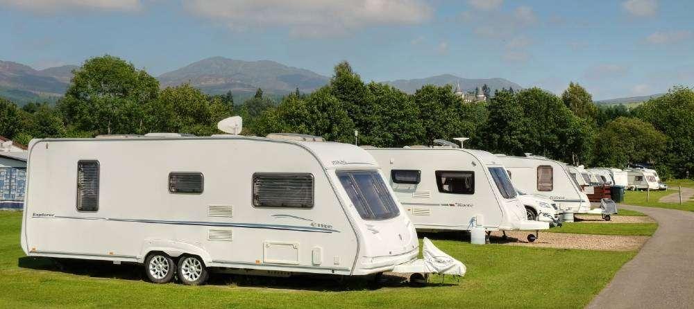 caravan buying tips