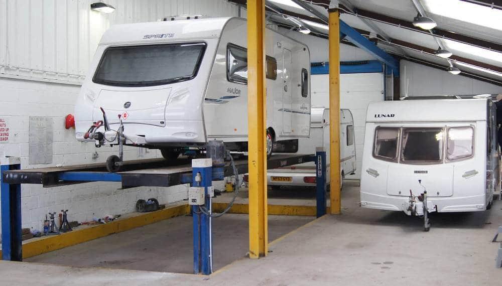 caravan mobile servicing