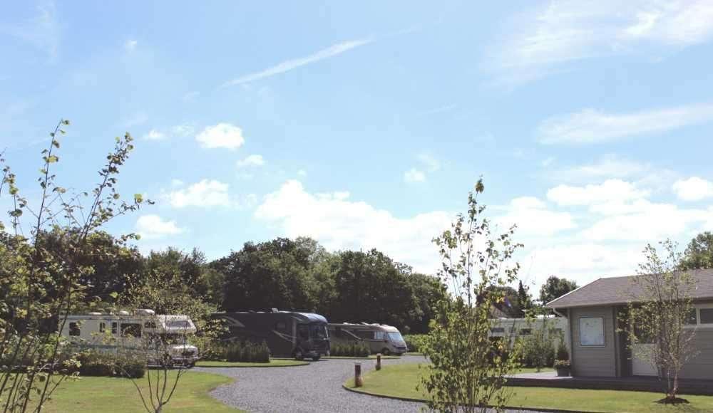 best caravan park uk