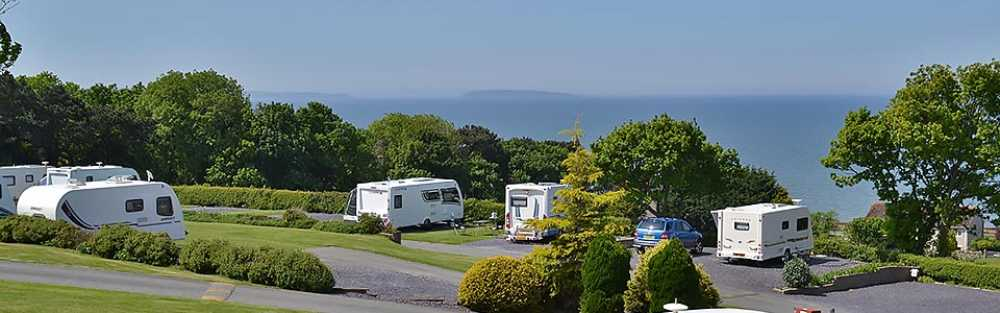 best campsites in wales