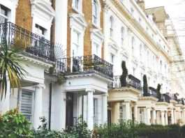 renting a property in London