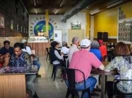 Alabama Drexell and Honeybee's Restaurant