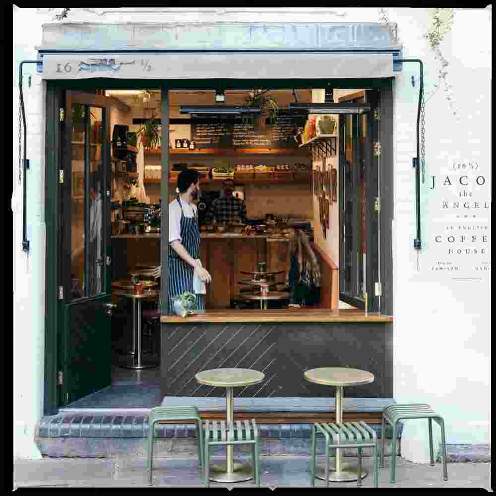 coffee shops in Lifestyle Magazine covent garden