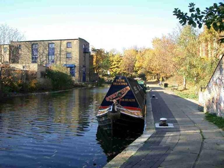 London Regent's Canal Walks