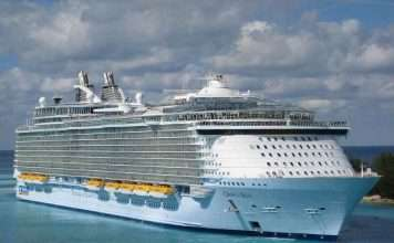 first cruise holiday