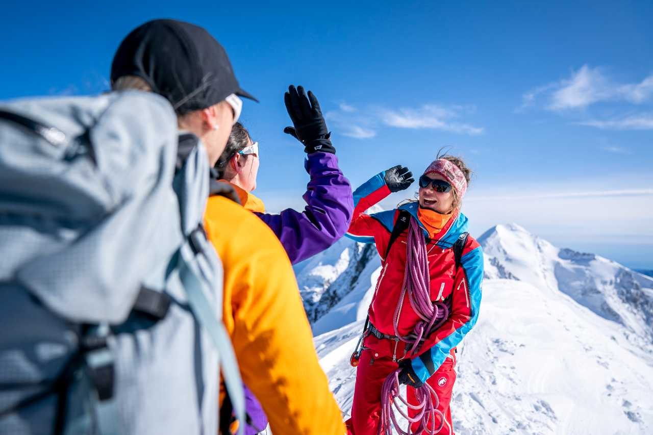 The Women Peak Challenge