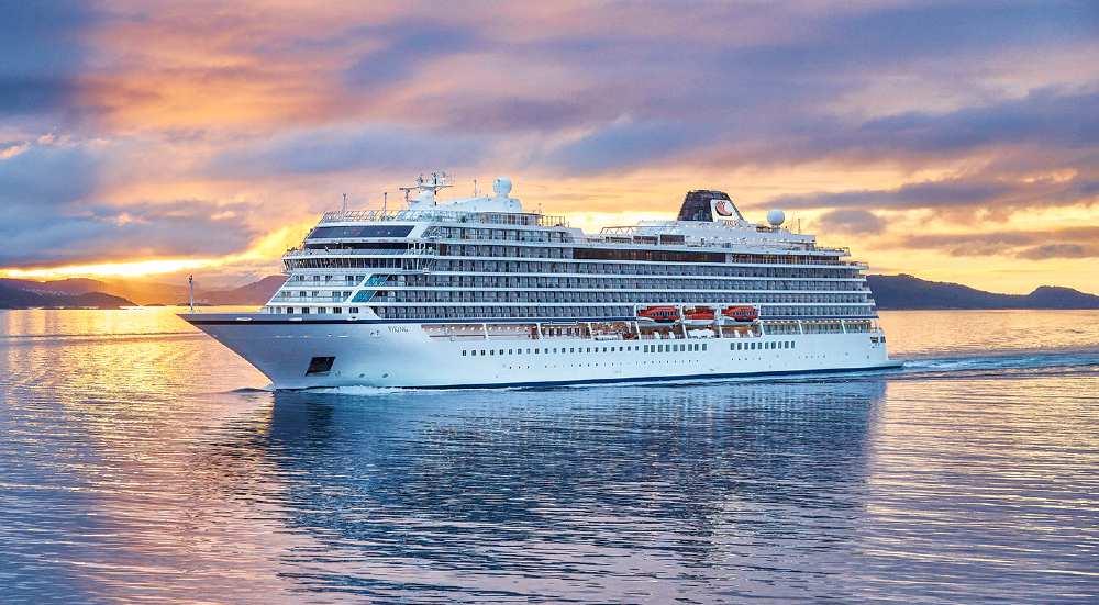 new viking cruise