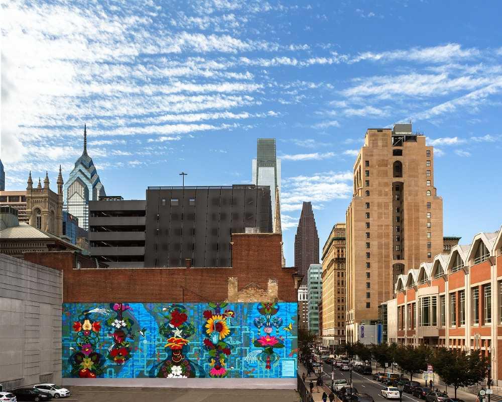 Marvel at Mural Mile Philadelphia