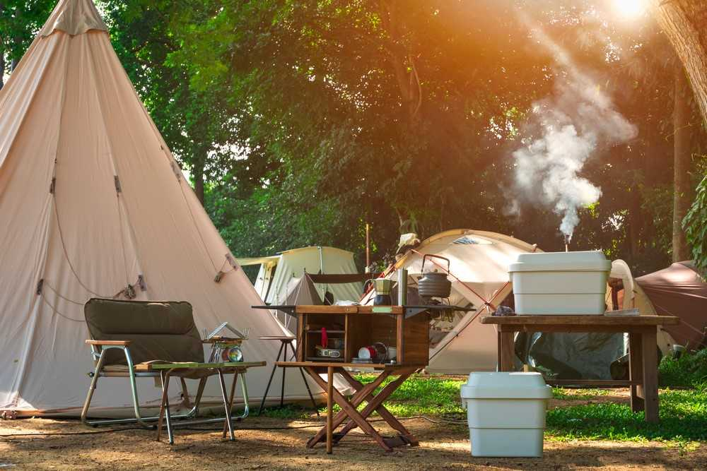Eco-friendly camping tips