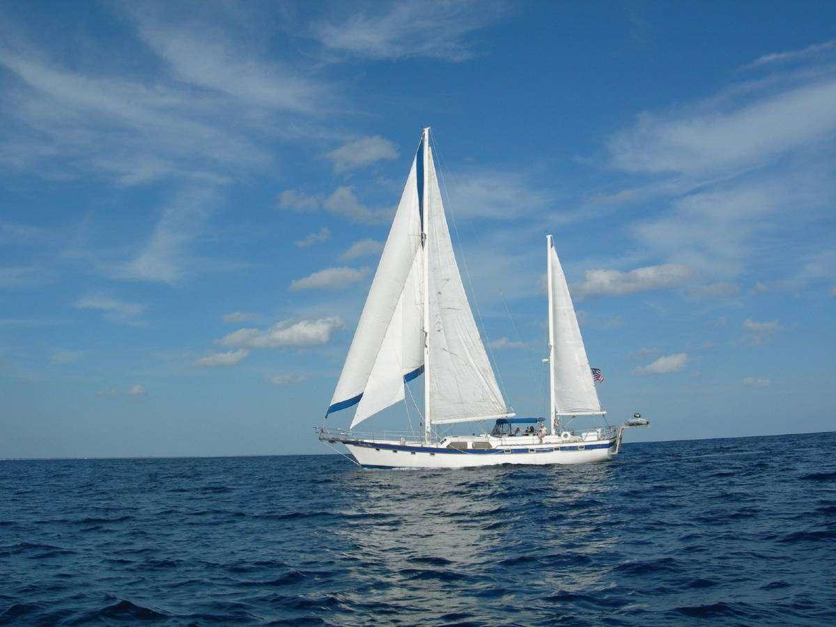 benefits of a sailing holiday